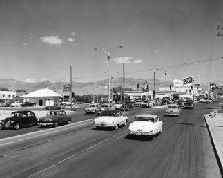 Central Ave. at Girard Blvd, 1953