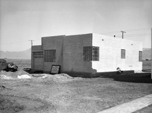 "New House on N. Aliso Dr by ""Paul Roberts, Building Contracot, One of the Best"", undated"