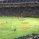 【東京ドーム観戦記】日本ハムファイターズの東京ドーム開催試合をビュッフェ付きシートで観戦