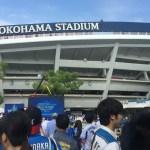 【横浜スタジアム観戦記】マツダオールスターゲーム2016を見てきた。
