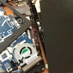 ThinkPad E450の液晶ディスプレイを交換してみた。
