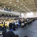 墨田区総合体育館でB.LEAGUE サンロッカーズ渋谷のバスケ観戦を楽しんできた