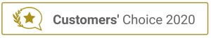 Gartner Peer Insight customer choice 2020