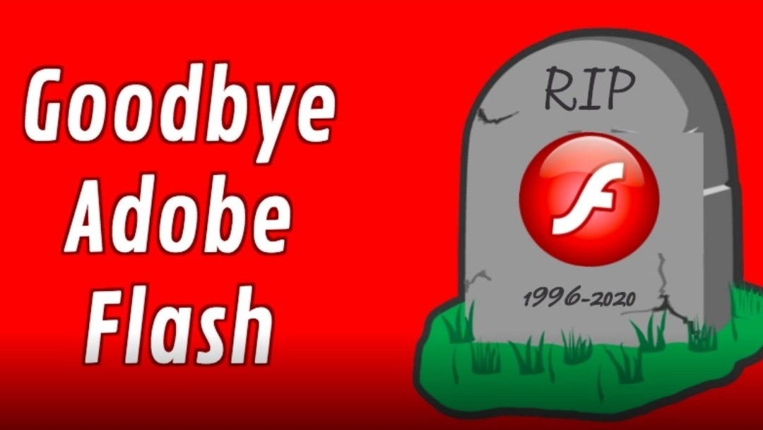 Nothing lives forever – Adobe Flash included