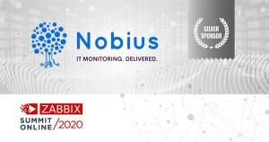 Nobius silver sponsor