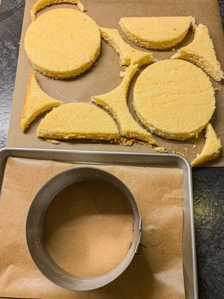 Dulce de Leche Peanut Butter Cake