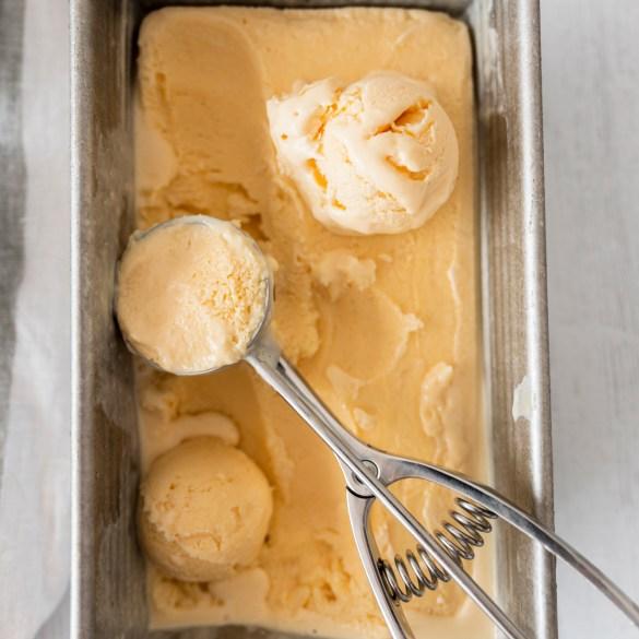 No-Churn Vanilla Ice Cream