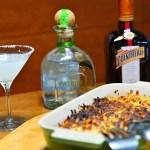 メキシカン風豆料理 de PATRONのマルガリータ 翌日はホタテとマッシュルームのクリームシチュー de マコンビラージュ