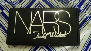 Nars Warhol Swatches (2)