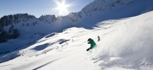 snow boarding and ski tours bc