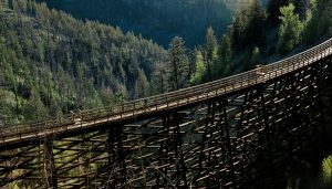 kettle valley railroad tour