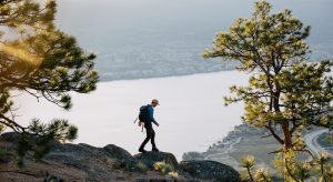 hiking trails of the okanagan