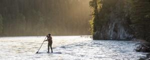 kayak and sup board touring osoyoos