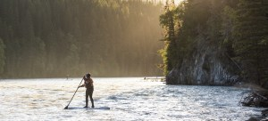 kayak and sup board tours vernon bc
