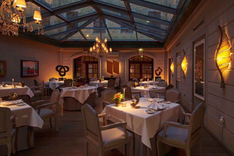 Dresden's restaurant scene