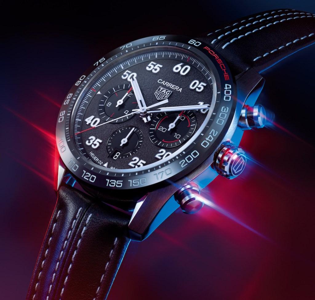 TAG Heuer Carrera Porsche Chronograph Watch