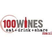 100 Wines Maui, Noble Chef 2012