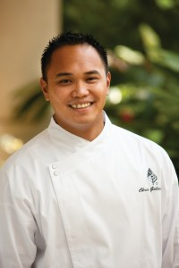 Chris Galicinao, Duo The Four Seasons Resort Maui at Wailea, Noble Chef