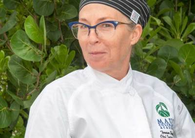 Chef Teresa Shurilla, MCA Faculty Chef Instructor