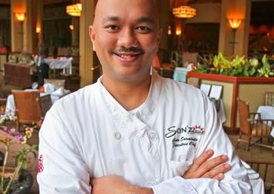 Chef Geno Sarmiento, Nick's Fishmarket