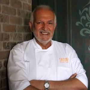Chef Paris Nabavi, Sangrita Grill & Cantina