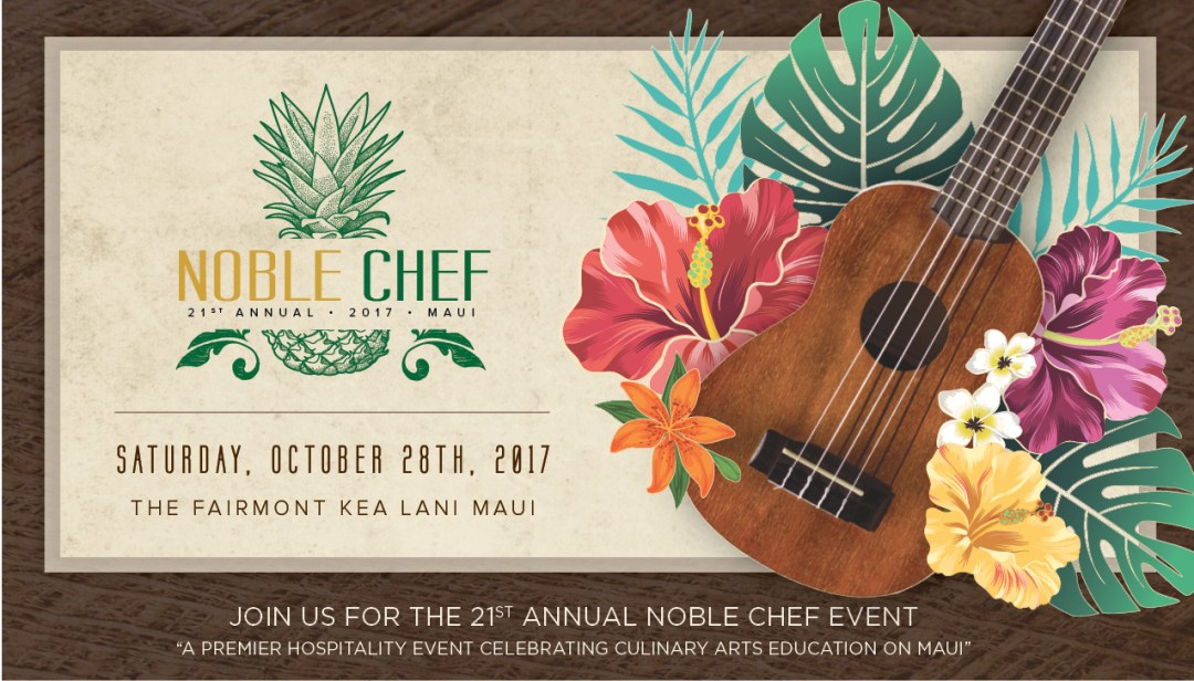 Noble Chef Maui