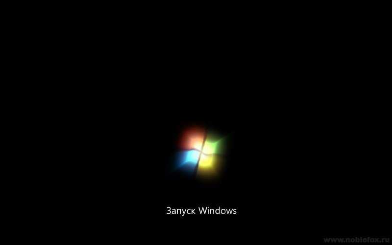 Luncurkan Windows 7.