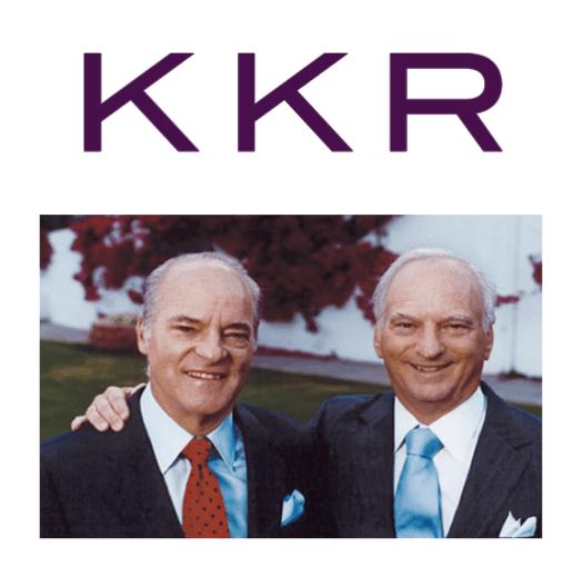 KKR co-ceos