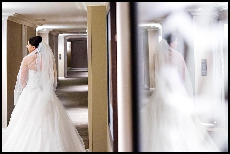 Bride at the Rialto