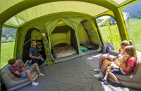 Top 10 Best Large Camping Tents of 2018 - Family Camping ...