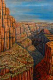 Flying - The Grand Canyon