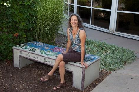 Jane Glotzer- Bench