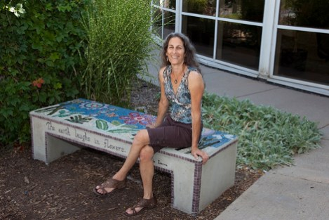 Jane Glotzer- Bench