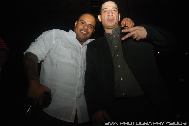 DJ Enuff and Kid Capri