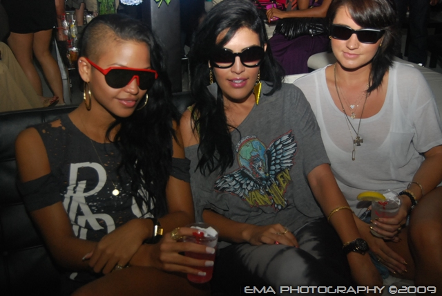 Cassie and friends