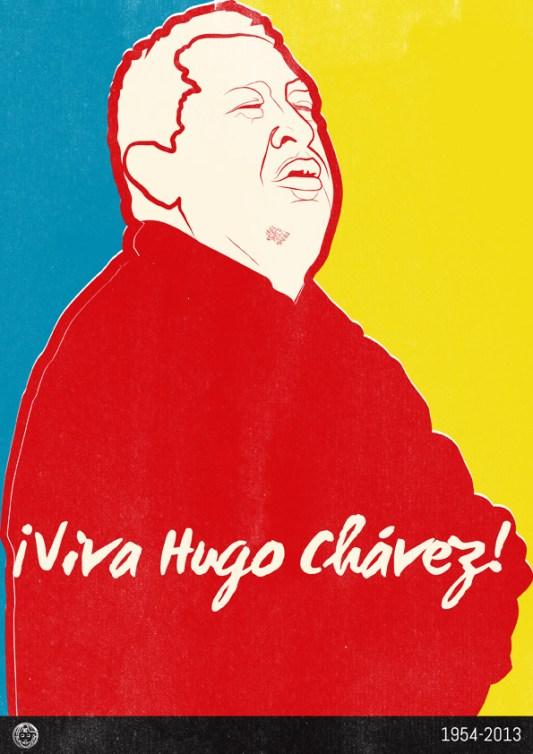 10. Viva Chavez!