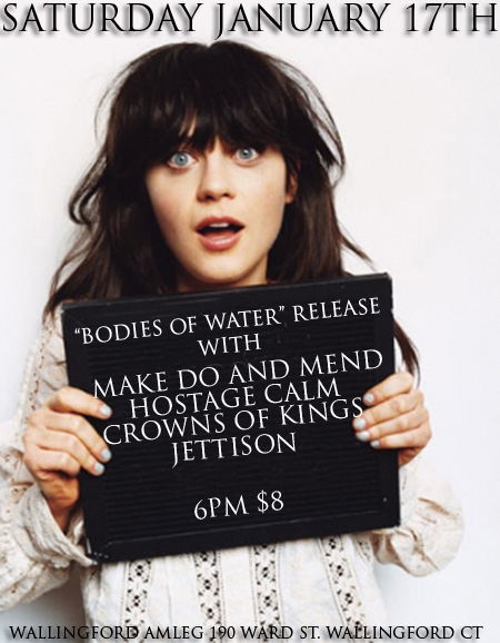 Bodies of Water Record Release