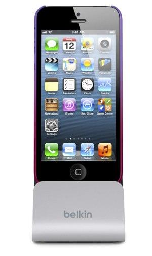 Belkin iPhone5 ドックスタンド F8J057qe