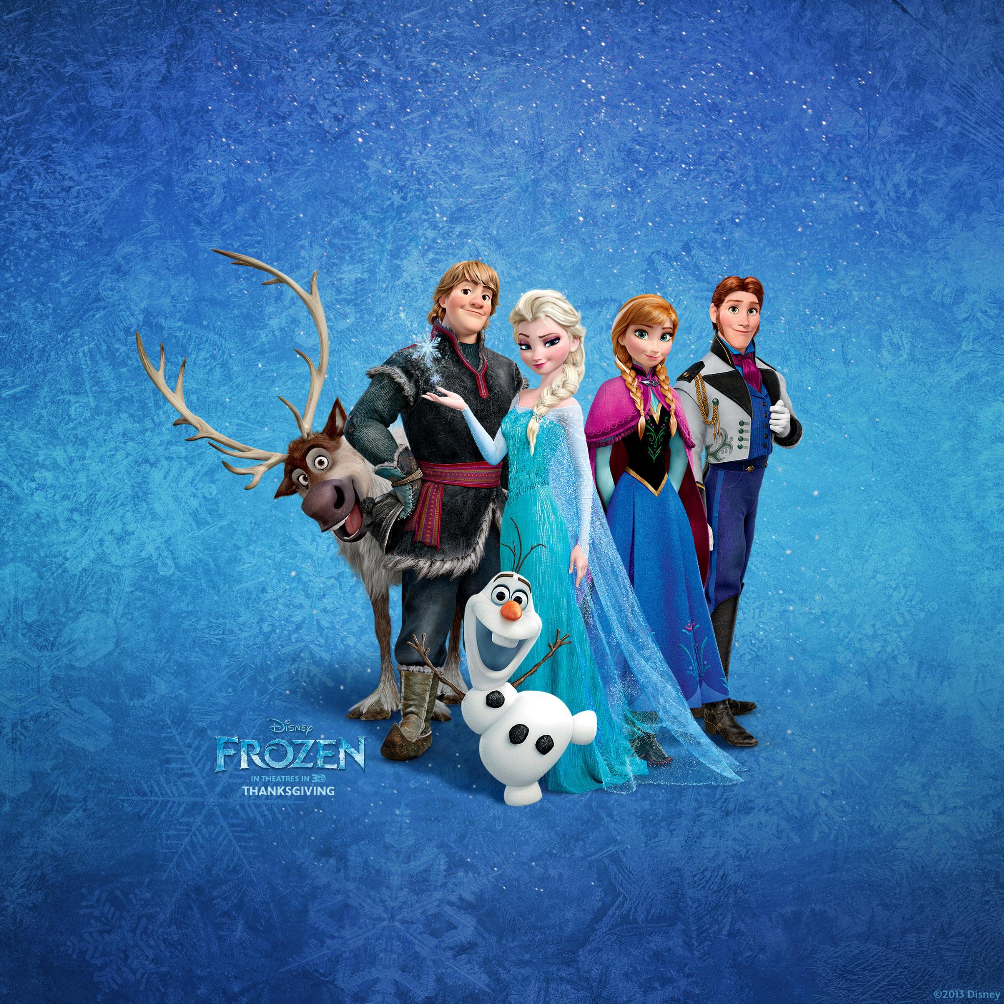 2048 2048 厳選ipad壁紙 31 アナと雪の女王 Frozen 13枚 Blog