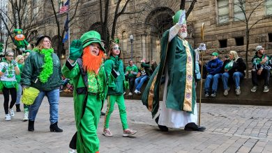 Photo of A Guide for Families: The Pittsburgh St. Patrick's Day Parade