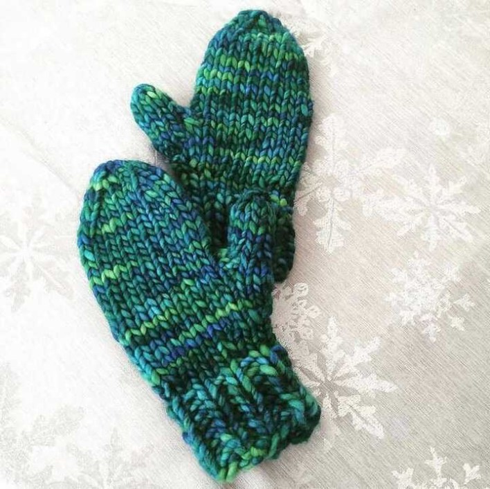 Really Quick Mitts