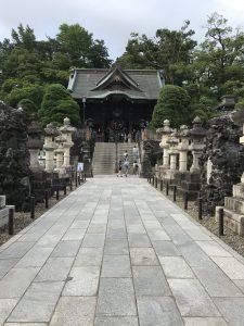 登戸稲荷社秋祭り