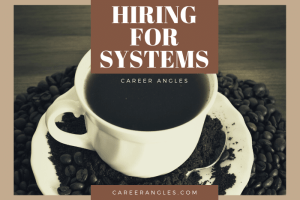 Hiring for Systems