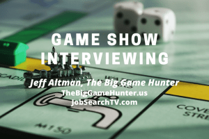 Game Show Interviewing