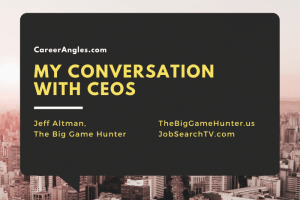 My conversation with CEOs