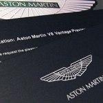 アストンマーティン V8 ヴァンテージ 特別内覧会