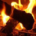 妻籠宿 「囲炉裏でほっこり」