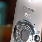 Canon IXY DIGITAL 1000