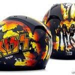 KISS ヘルメット