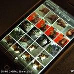 iPhone カメラ機能